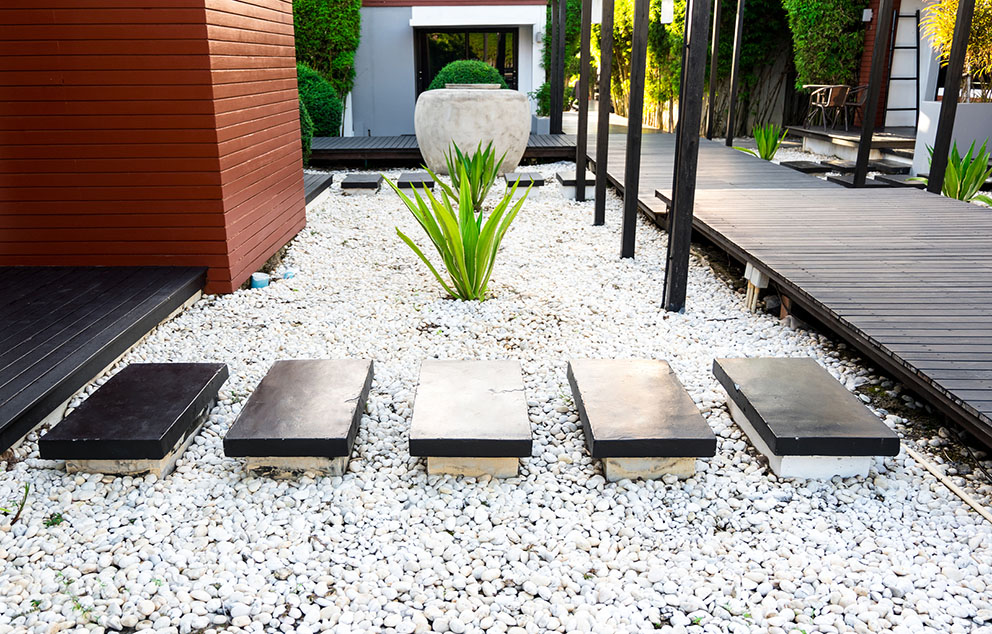 5 Commonly Found Landscape Designs
